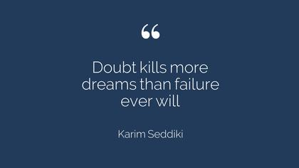 Dreams - Motivational Quote