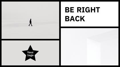 Be Right Back — Black Star Theme