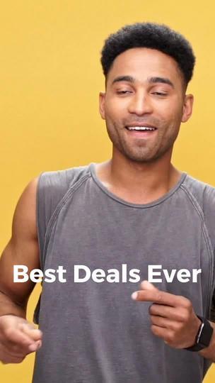 Best Deals Promotion