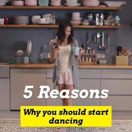 5 Reasons Why You Should Start Dancing