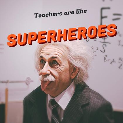 Back to School - Tribute to teachers