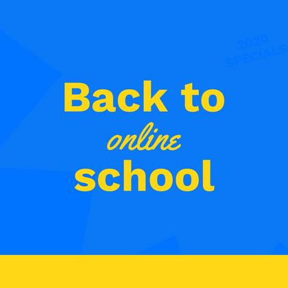 Back to (Online) School