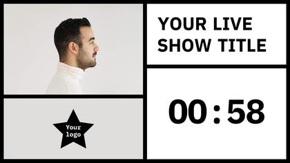 Countdown — Black Star Theme