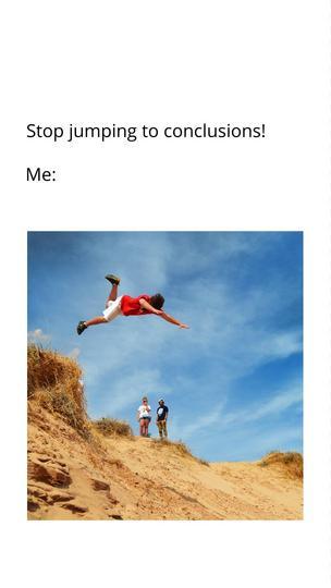 Jump Meme