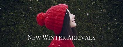 New Winter Arrivals