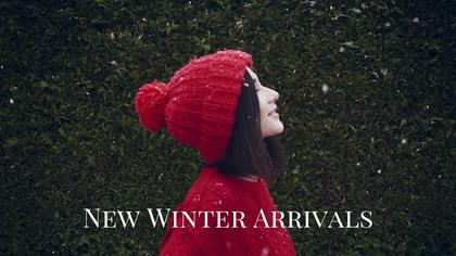 New Winter Arrivals