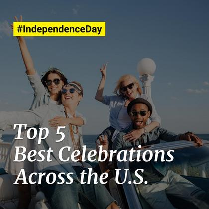 Weekend Getaways Ideas for Independence Day