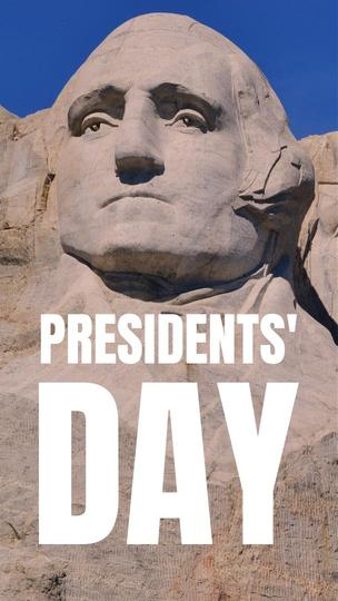 Presidents' Day Deal