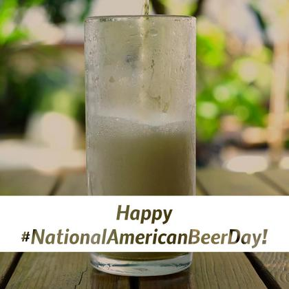 National American Beer Day