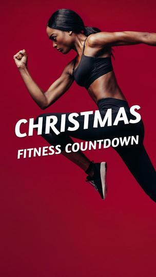 Christmas Fitness Countdown