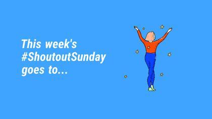 #ShoutoutSunday