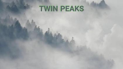 'Twin Peaks' Background