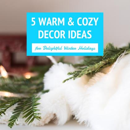 Decor Ideas for Winter Holidays