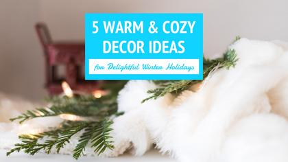 Decor Ideas for Winter Holidays