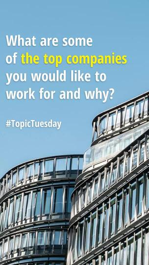 #TopicTuesday