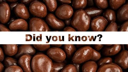 National Chocolate Covered Raisin Day