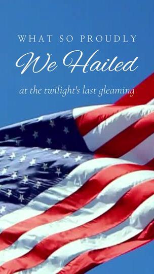 National Anthem Day