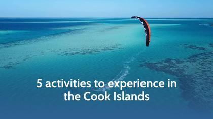 5 Travel Activities