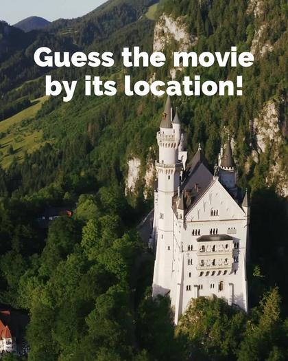 Guess the Movie by Location