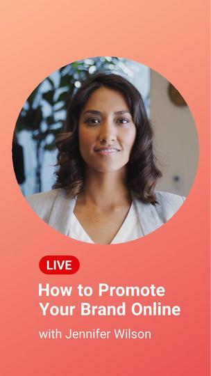 Live Video Promotion