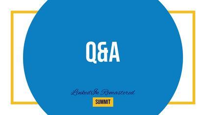 Q&A — LinkedIn Remastered Theme