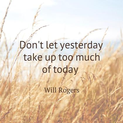 Today - Motivational Quote