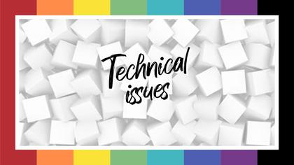 Tech Issues — Color Bars Theme