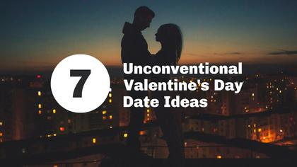 Unconventional Date Ideas
