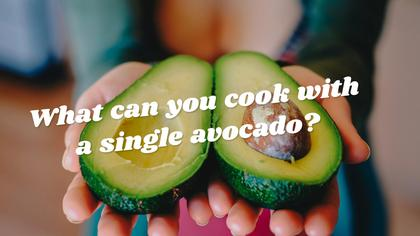 Easy Avocado Ideas