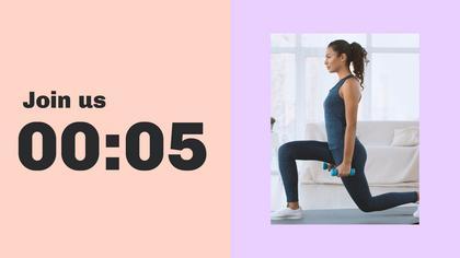 Workout Class Intro & Outro