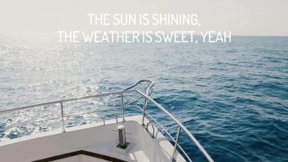 Yacht Virtual Background
