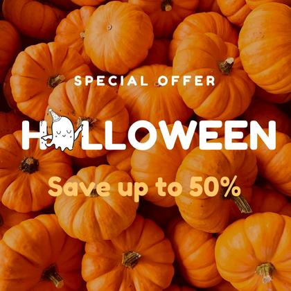 Halloween Special Offer
