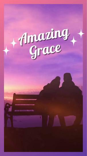 Amazing Grace Lyric Video