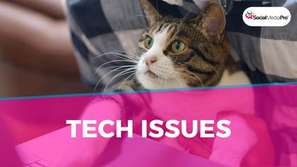 Tech issues — SMD Summit Theme