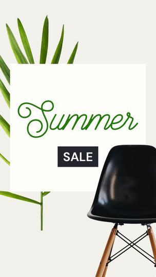 Furniture Summer Sale