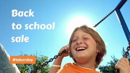 Back-to-school Offer