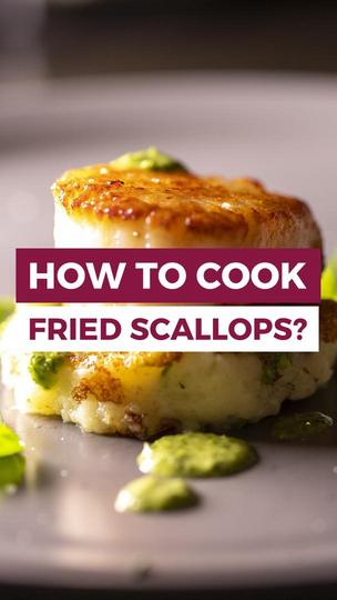 How to Cook Fried Scallops