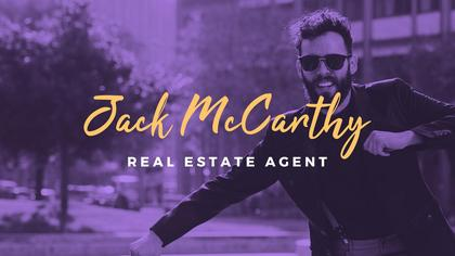 Real Estate Agent Ad