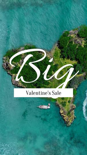 Big Valentine's Sale