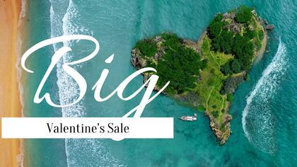 Big Valentine's Sale