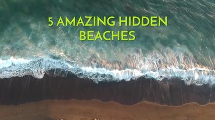 5 Hidden Beaches