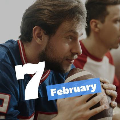 Fun Facts Superbowl Promotion