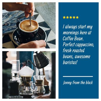 Local Coffeeshop Review