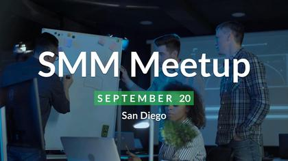 Meetup Announcement