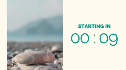 Countdown — Spiritual Theme