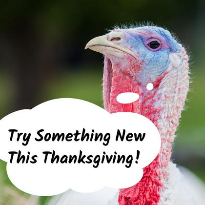 Thanksgiving Food Delivery Service