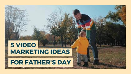 5 Ideas for Father's Day