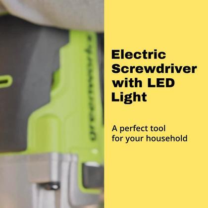 Screwdriver Product Demo
