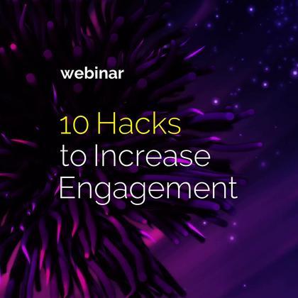 10 Hacks Webinar