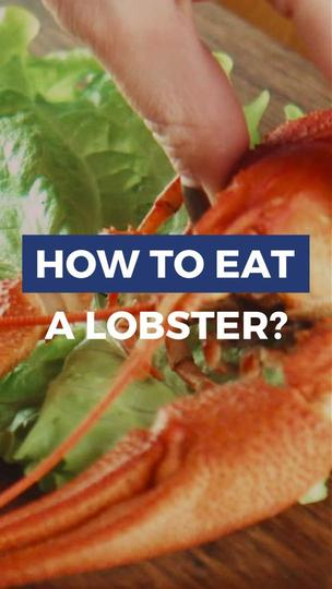 How to Eat a Lobster